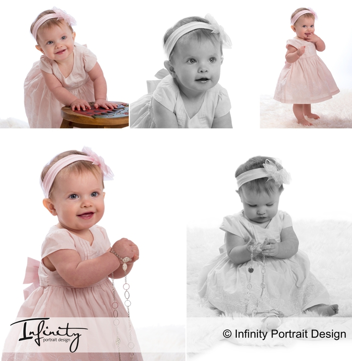 Family Heirlooms - The 9 Month Baby Portrait